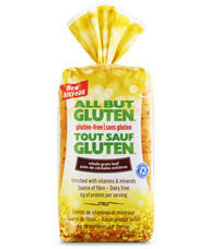 All But Gluten Whole Grain Bread Loaf (600g)