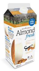 Earth's Own Almond Fresh Milk Vanilla (1.89L)