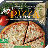 Amy's  Pizza 4 Cheese (340 g)