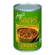 Amy's Organic Soup Lentil Vegetable (398ml)