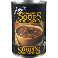 Amy's Organic Soup Lentil (398ml)