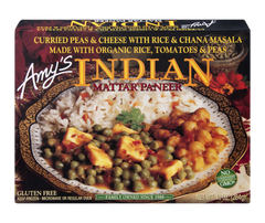 Amy's Indian Mattar Paneer (284g)