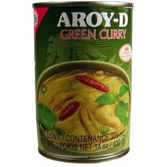 Aroy-D Green Curry Canned (400ml)