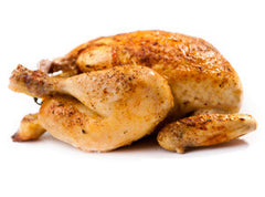 BBQ Roast Chicken Whole (900g)