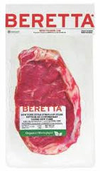 Beretta Beef New York Strip Loin Steak Organic (1 piece per pack - approx. 200g-280g)