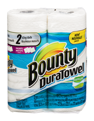 Bounty DuraTowel 49 Sheet 2-Ply Paper Towels (2 per pack)