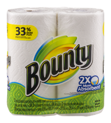 Bounty Select-A-Size White 140 Sheet 2-Ply Paper Towels (2 per pack)