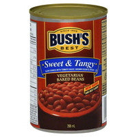 Bush's Best Baked Beans Sweet & Tangy (398ml)