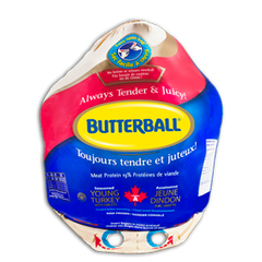 Butterball Frozen Turkey (approx. 7-9kg)
