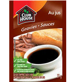 Club House Gravy Au Jus (21g)