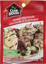 Club House Greek Marinade (42g)