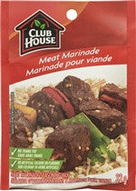 Club House Marinade Meat (32g)