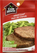 Club House Seasoning Meatloaf (43g)