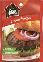 Club House Superburger Mix (25g)