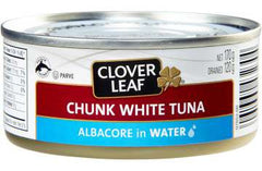 Clover Leaf Chunk White Tuna Albacore in Water (85g)