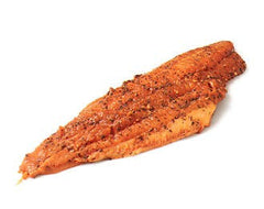 Fresh Catfish Fillets Cajun (150g - 250g)