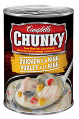 Campbell's Soup Chunky Chicken A La King (540ml)