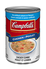 Campbell's Condensed Soup Chicken Gumbo (284ml)