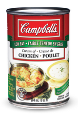 Campbell's Soup Cream Of Chicken Low Fat (284ml)