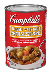 Campbell's Soup Garden Vegetable Minestrone (540ml)