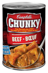Campbell's Soup Chunky Beef (540ml)