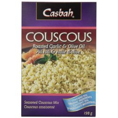 Casbah Couscous Roasted Garlic & Olive Oil (198g)