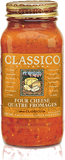 Classico Pasta Sauce Four Cheese (650ml)