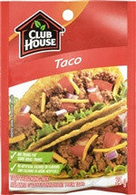 Club House Taco Seasoning Mix (35g)