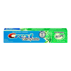 Crest Complete Whitening+ Scope Minty Fresh Striped Toothpaste (130ml)