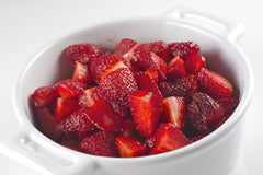 Pre cut Strawberries (Tall Pack)  - Urbery