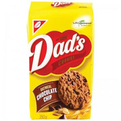 Dad's Cookies Oatmeal Chocolate Chip 8 Portion Pack (300g)