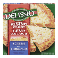 Delissio Pizza Deluxe Rising Crust Pepperoni (805 g)