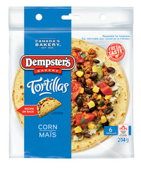 Dempster's  Corn Tortillas (6/pack)
