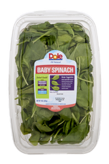 Baby Spinach Packaged Salad Organic (312g)