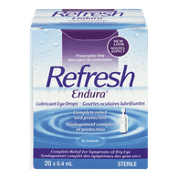 Refresh Endura Lubricant Eye Drops (8ml)
