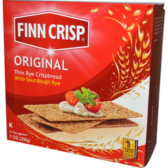 Finn Crisp Thins Original (200g)  - Urbery
