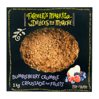 Farmer's Market Bumbleberry Crumble Pie (1kg)
