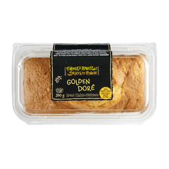 Farmer's Market Loaf Cake Golden (390g)