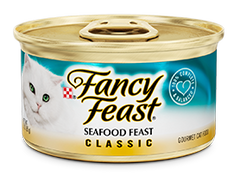Fancy Feast Gormet Seafood Feast (85 g)
