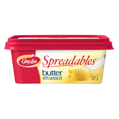 Gay Lea Spreadables Butter (227g)