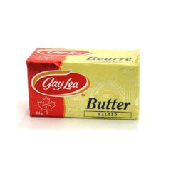 Gay Lea Butter Salted (454g)