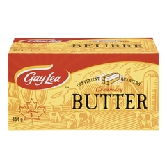 Gay Lea Salted Butter sticks (454g)  - Urbery