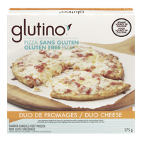 Glutino Pizza Duo Cheese (175g)