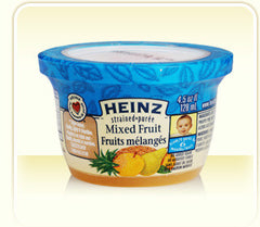 Heinz Mixed Fruit Spread (128ml)