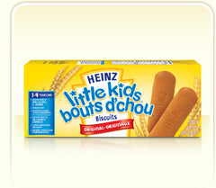 Heinz Little Kids Biscuits Original (180g)