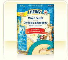 Heinz Mixed Cereal Stage 2 (227g)