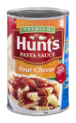 Hunt's Thick & Rich Pasta Sauce Four Cheese (680ml)