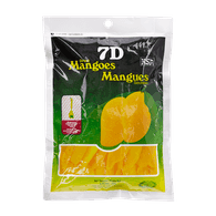 7D Dried Mangoes (180g)  - Urbery