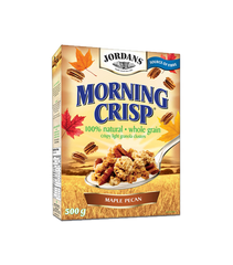Jordans Morning Crisp Whole Grain Maple Pecan (500 g)