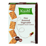 Kashi Gourmet Snack Crackers Fire Roasted Vegetable (255g)